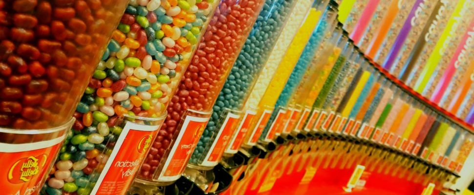 Brand archetypes are like the different flavours of jelly beans