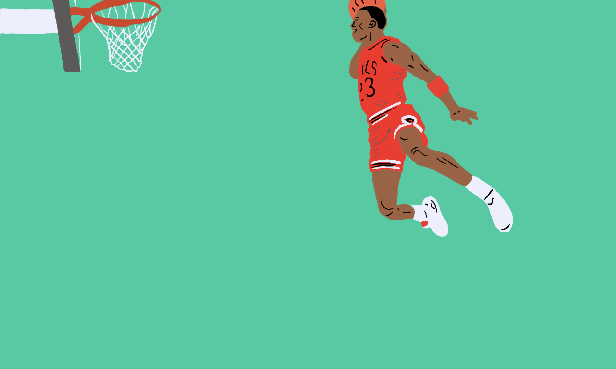 Creatives! Rise above the noise like Michael Jordan.