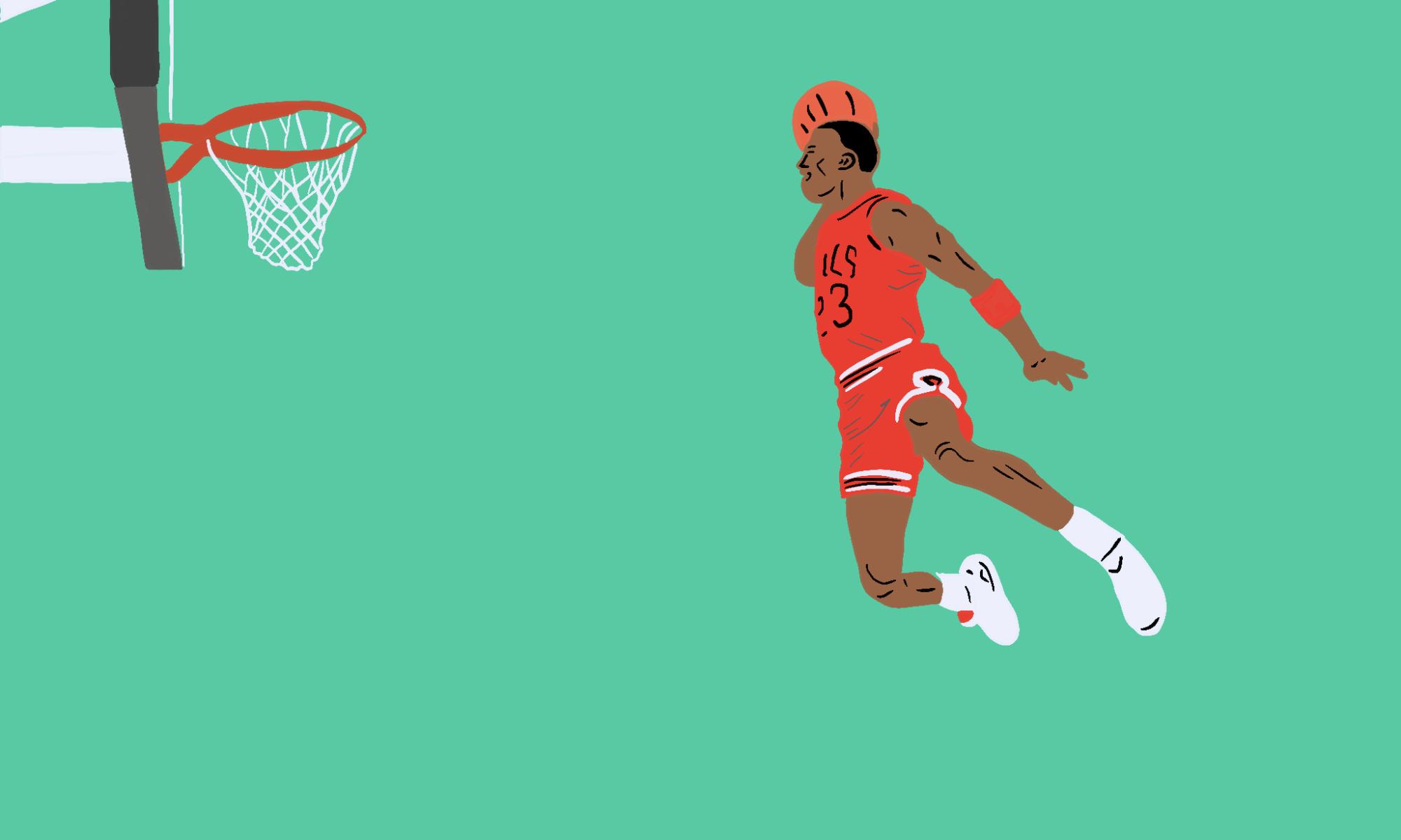 Creatives! Rise above the noise like Michael Jordan.