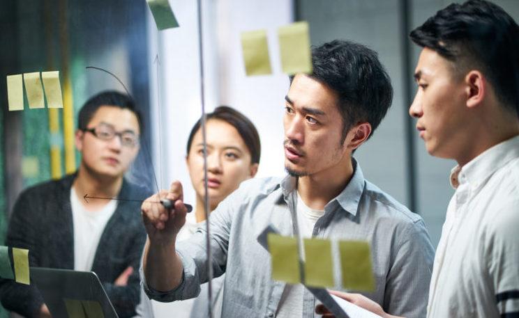 brainstorming marketing plans