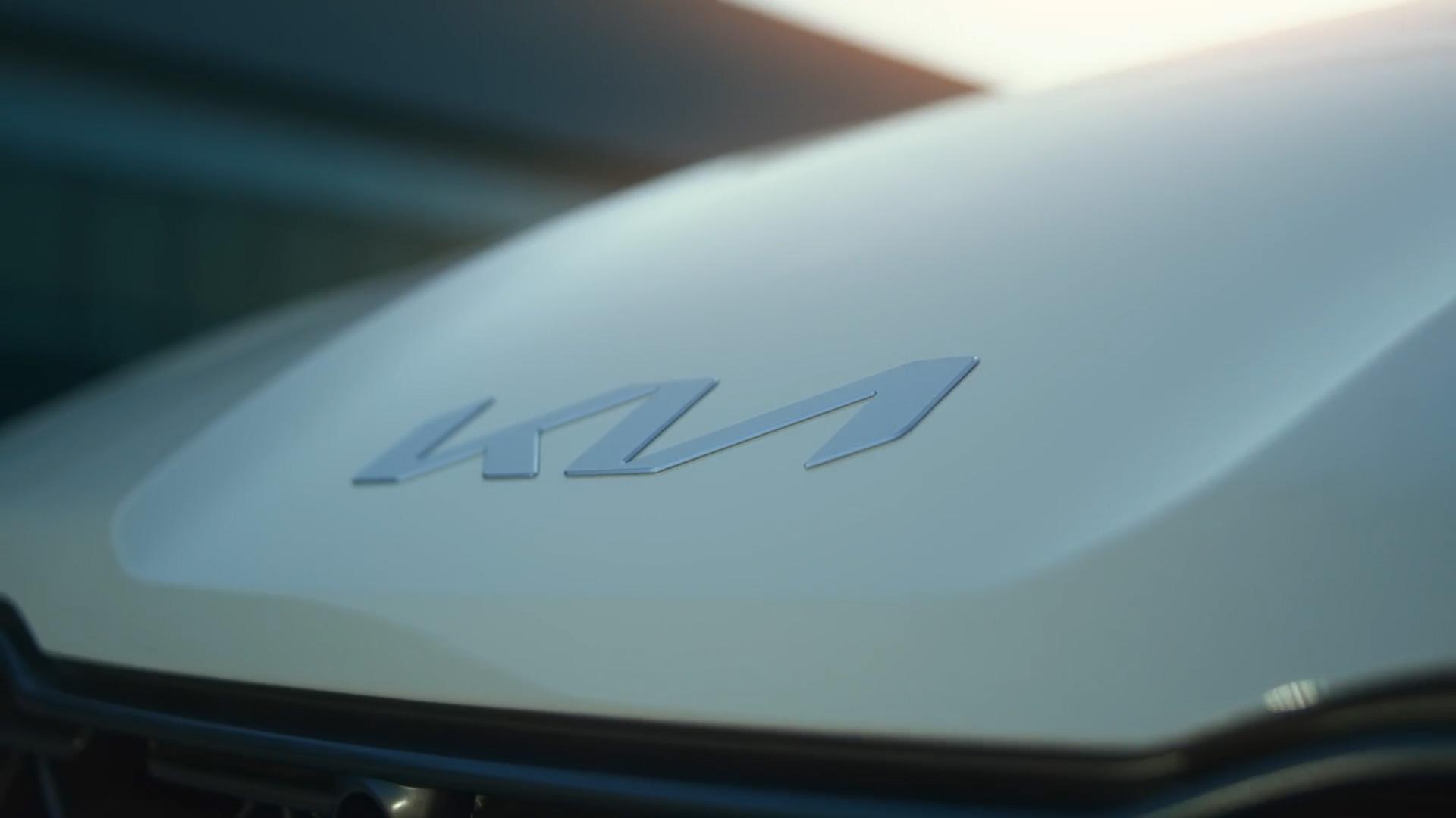 Auto brands trend: KIA rebrand emblem