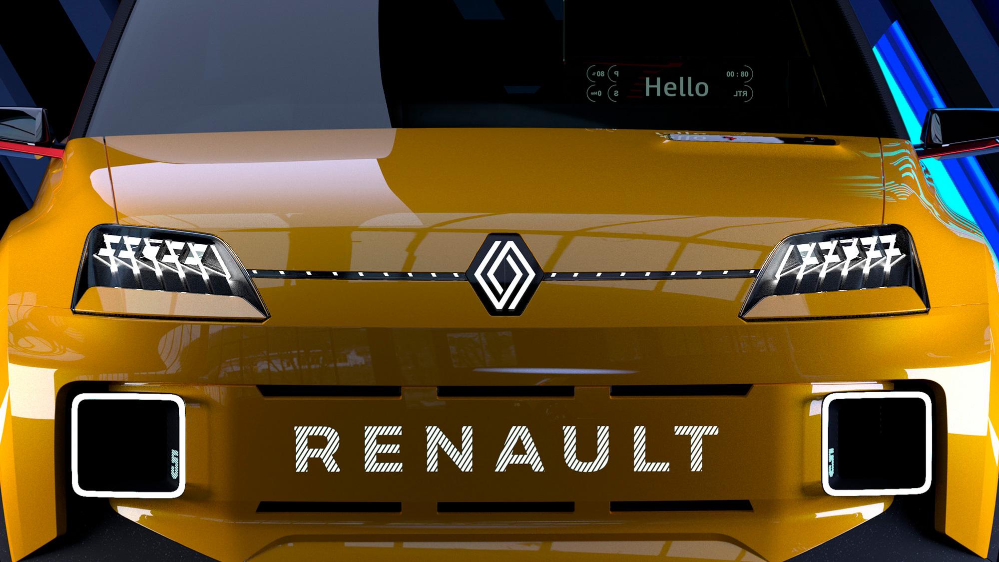 Auto brands trend: Renault 5