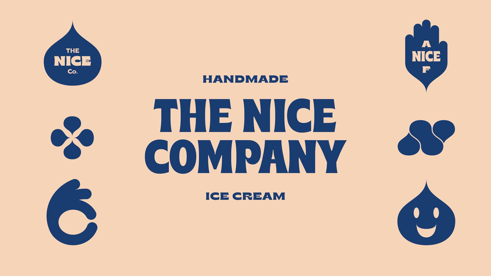 The Nice Company brand logo