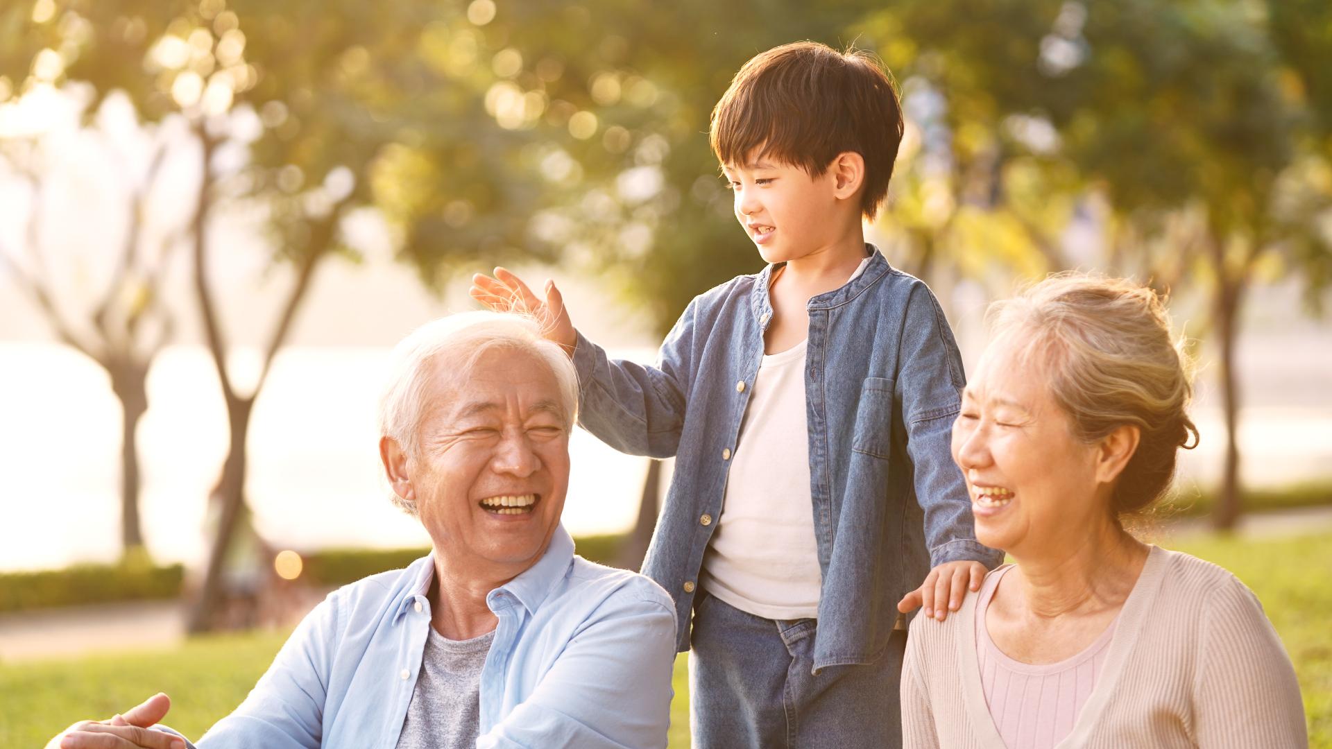 GERI senior care